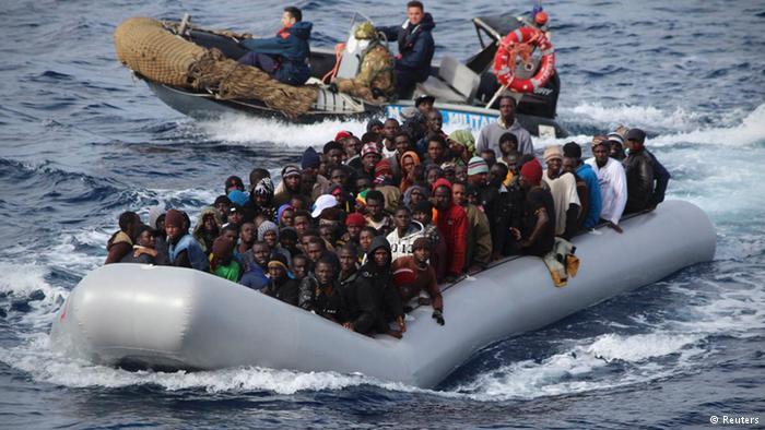 Med Humanitarian Crisis